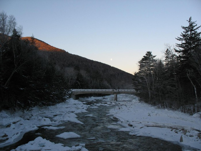 Foto de  Owls Head, NH via Black Pond and Brutus Bushwhack
