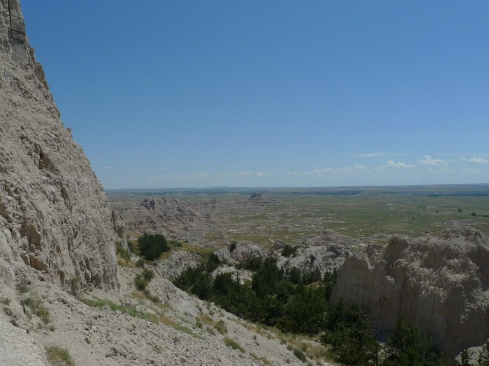 Foto van  Badlands NP Notch Trail